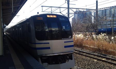 新川崎駅 3