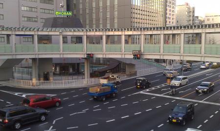 新横浜駅 3