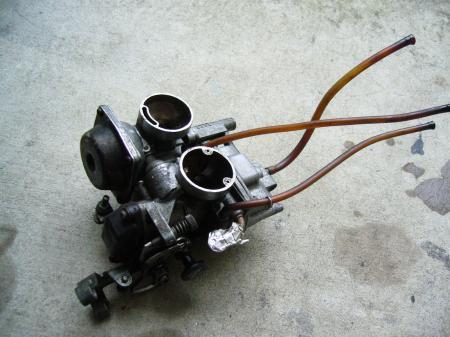 SRX250整備 6