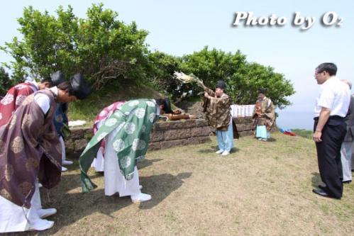 夷王山神社 本祭
