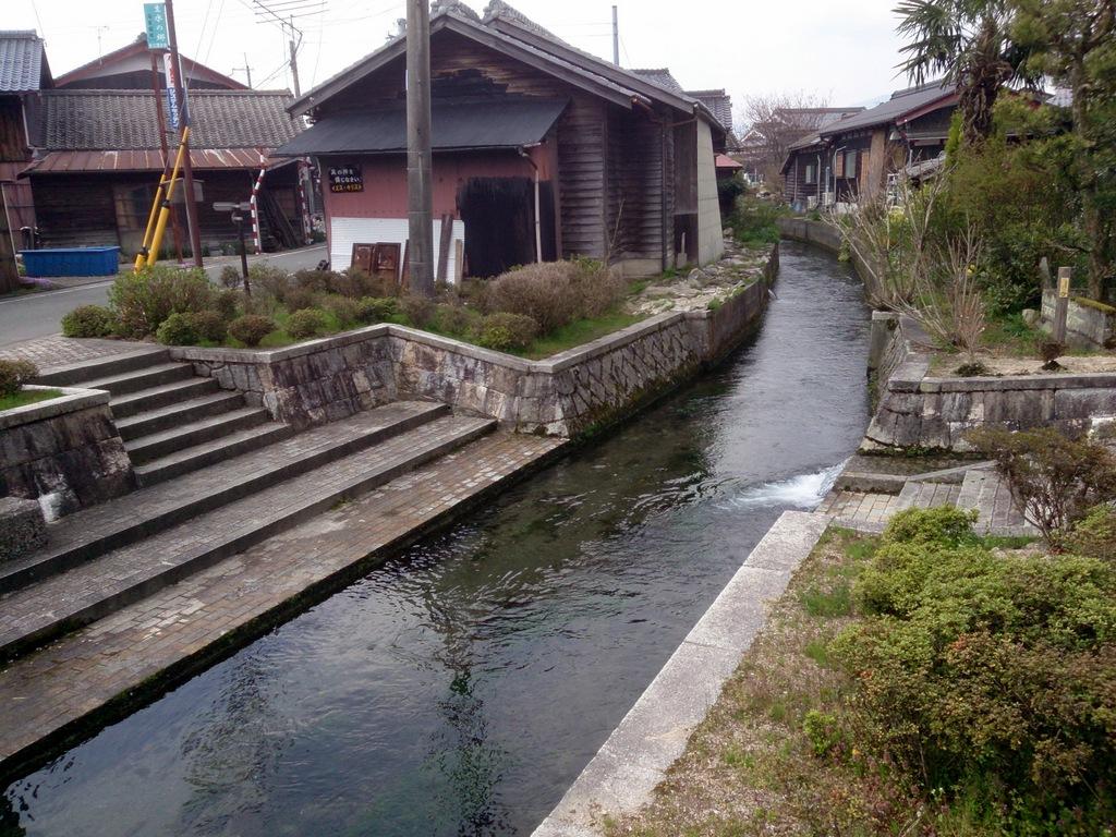 Mizumiroku   針江の生水
