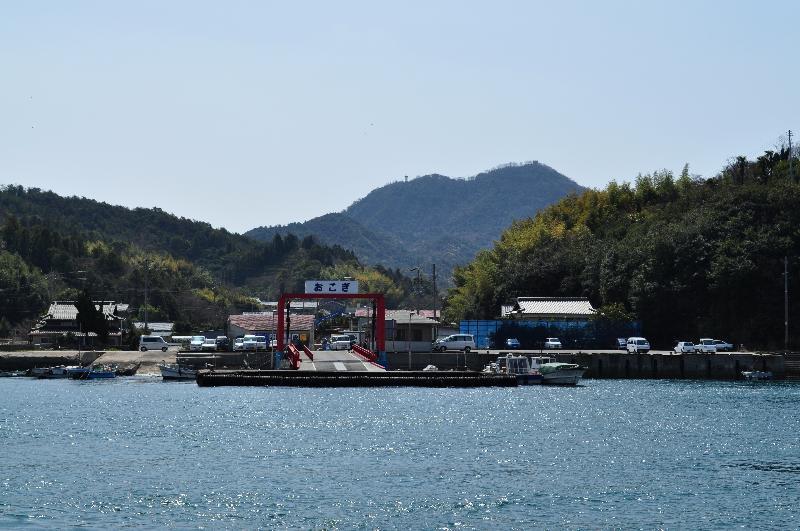 カメラ日記 お花見スポット「上島町積善山」