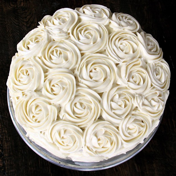 Cake Decorating Roses Types Of Flowers