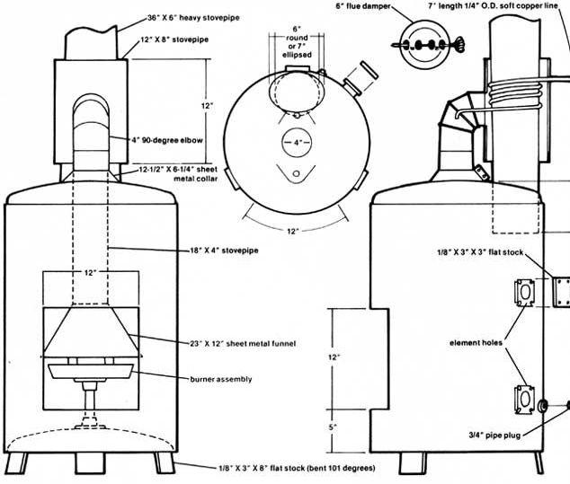 Wood Work Wood Stove Plans Wood stove Fans improve stove