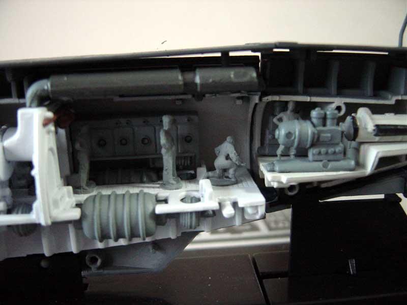 模型工房みりたり庵 鋼密度模型Uボート