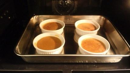 紅茶のクレームブリュレ