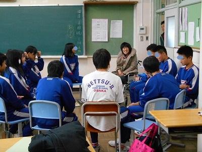 s-教室でディスカッション