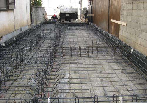 右京区M様邸新築工事 の施工状況紹介【施工事例】