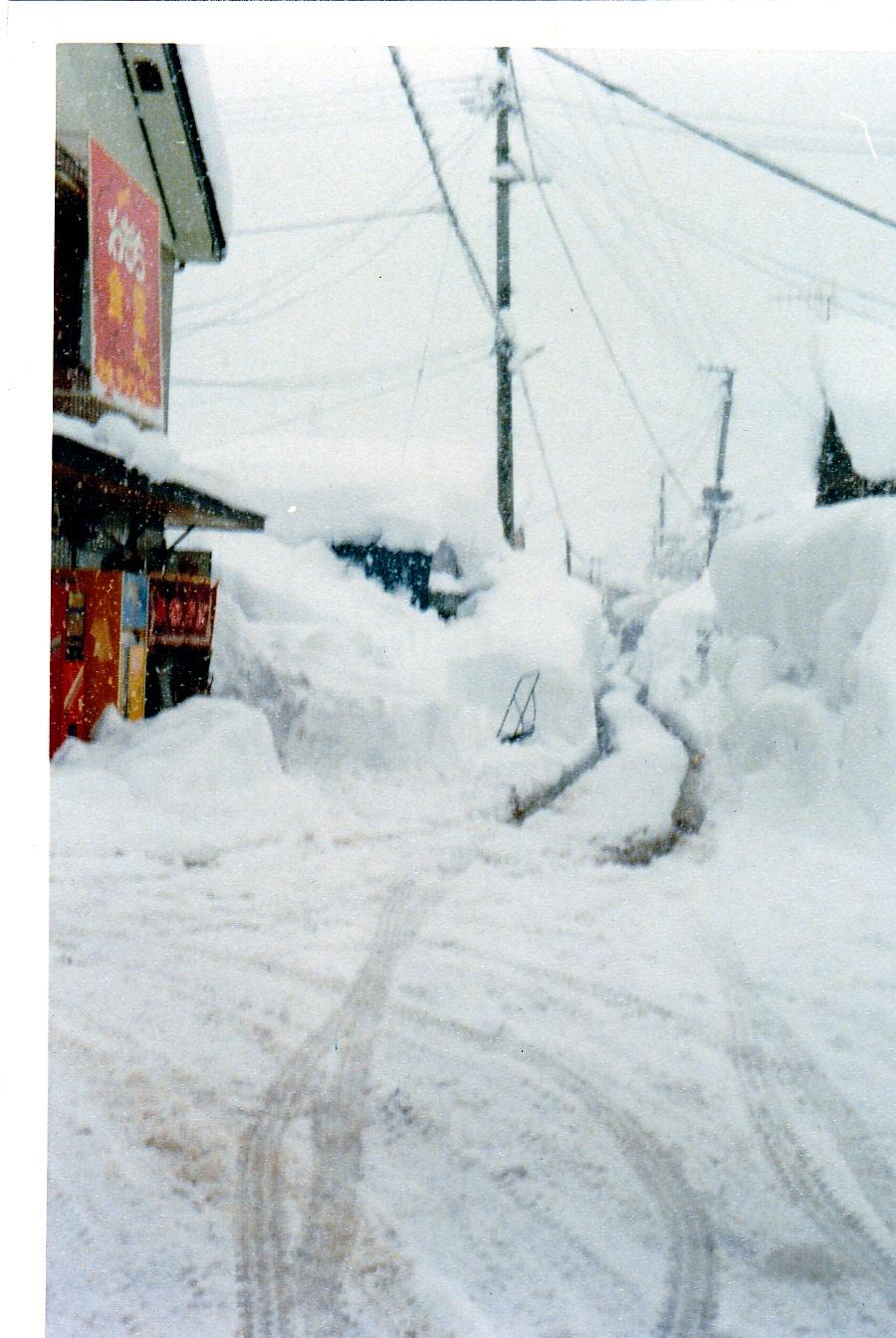 昭和56~59 津南駅周辺 10 - 真の日本一の豪雪地帯、松之山町からの雪ヲタによる実況と配信とか