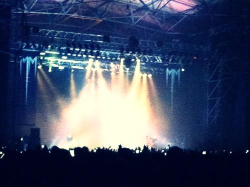 209 Marilyn Manson 瑪莉蓮曼森 Hey Cruel World…Tour 2012世界巡迴臺北演唱會 @ 臺北展演2館( 原世貿2館) - 地下日誌