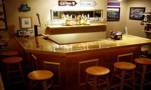 bar plans free download