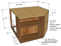 Mdf Furniture Plans - Easy DIY Woodworking Projects Step ...