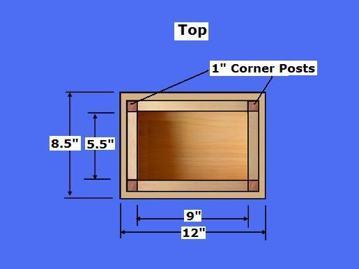 to make a wooden chest wood toy box plans free blanket chest plans how ...