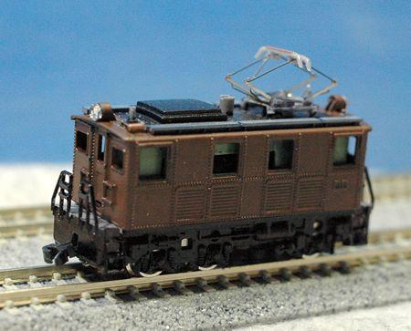 鉄道模型 小型電気機関車 色々 - クローゼットの中の舊おもちゃ箱