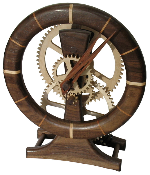 Wooden Gear Clock Plans Free 171 Upbeat57fcj