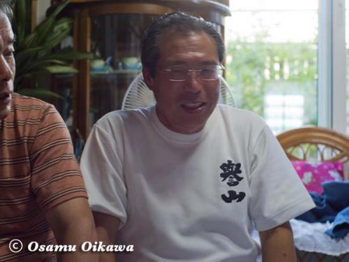 姥神大神宮渡御祭 2012 上町巡幸 檀家周り
