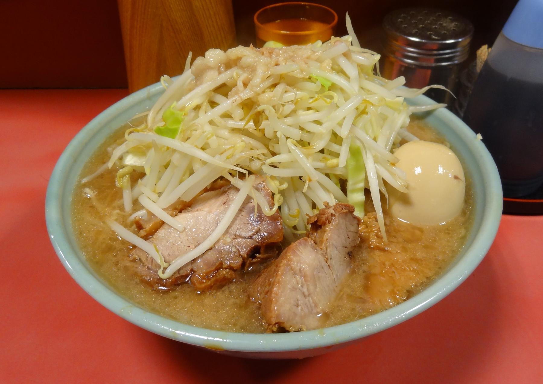 康太ブログ ラーメン二郎 歌舞伎町店