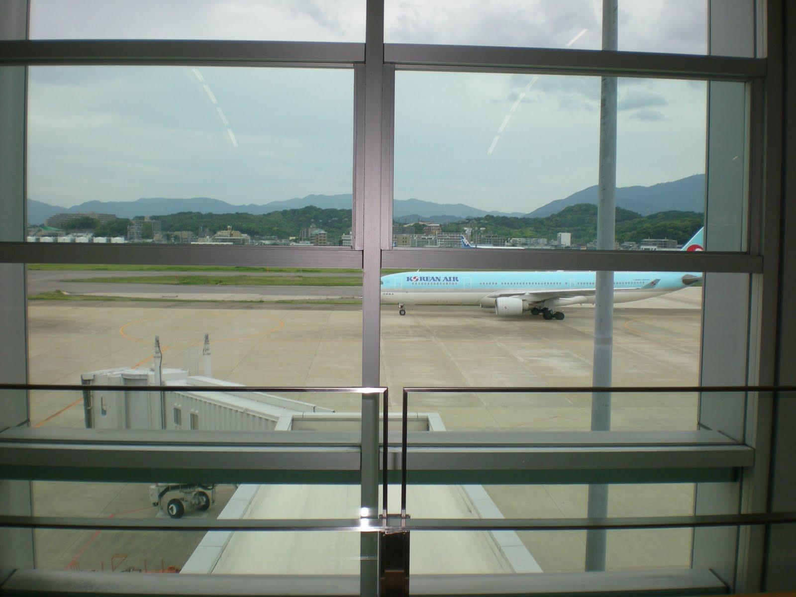 Tokyoman 日本遊記 日本福岡機場 (九州主要國際機場)