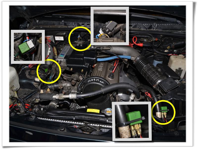 【繼電器·冷氣】汽車冷氣繼電器 – TouPeenSeen部落格