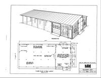 Machinery Shed Plans How to Build DIY by