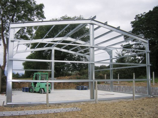 Steel Shed Plans How To Build DIY By