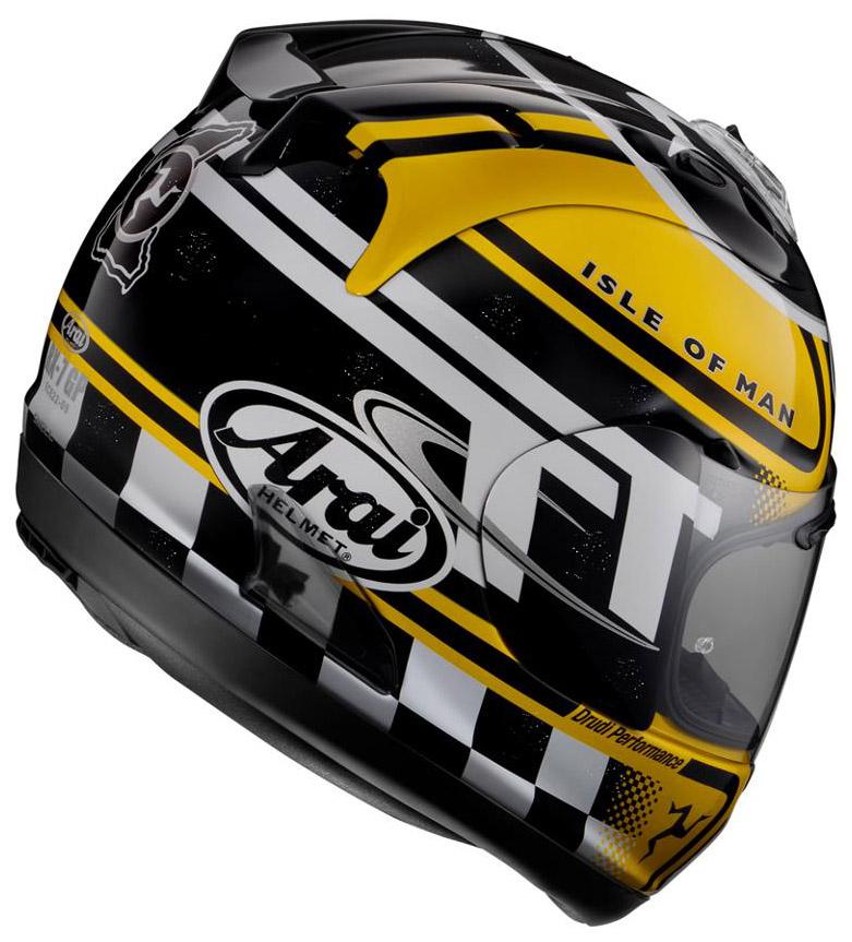 Arai RX-GP IOM TT Limited Edition 2013 - Helmet・Wear・Safety