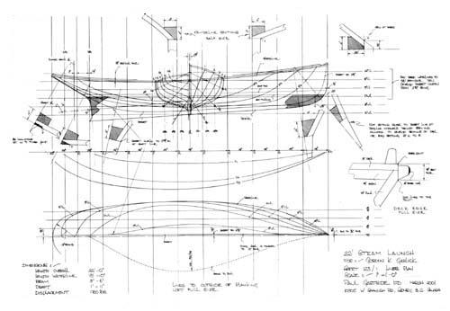 Steam Boat Plans How To DIY Download PDF Blueprint UK US