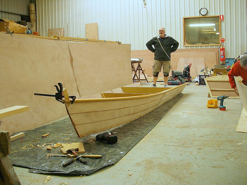 Homemade Boats Plans