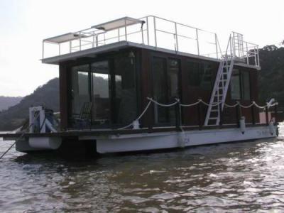 Homemade Pontoon Boat Plans