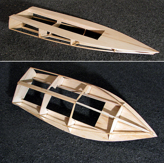 Homemade Rc Boat Plans
