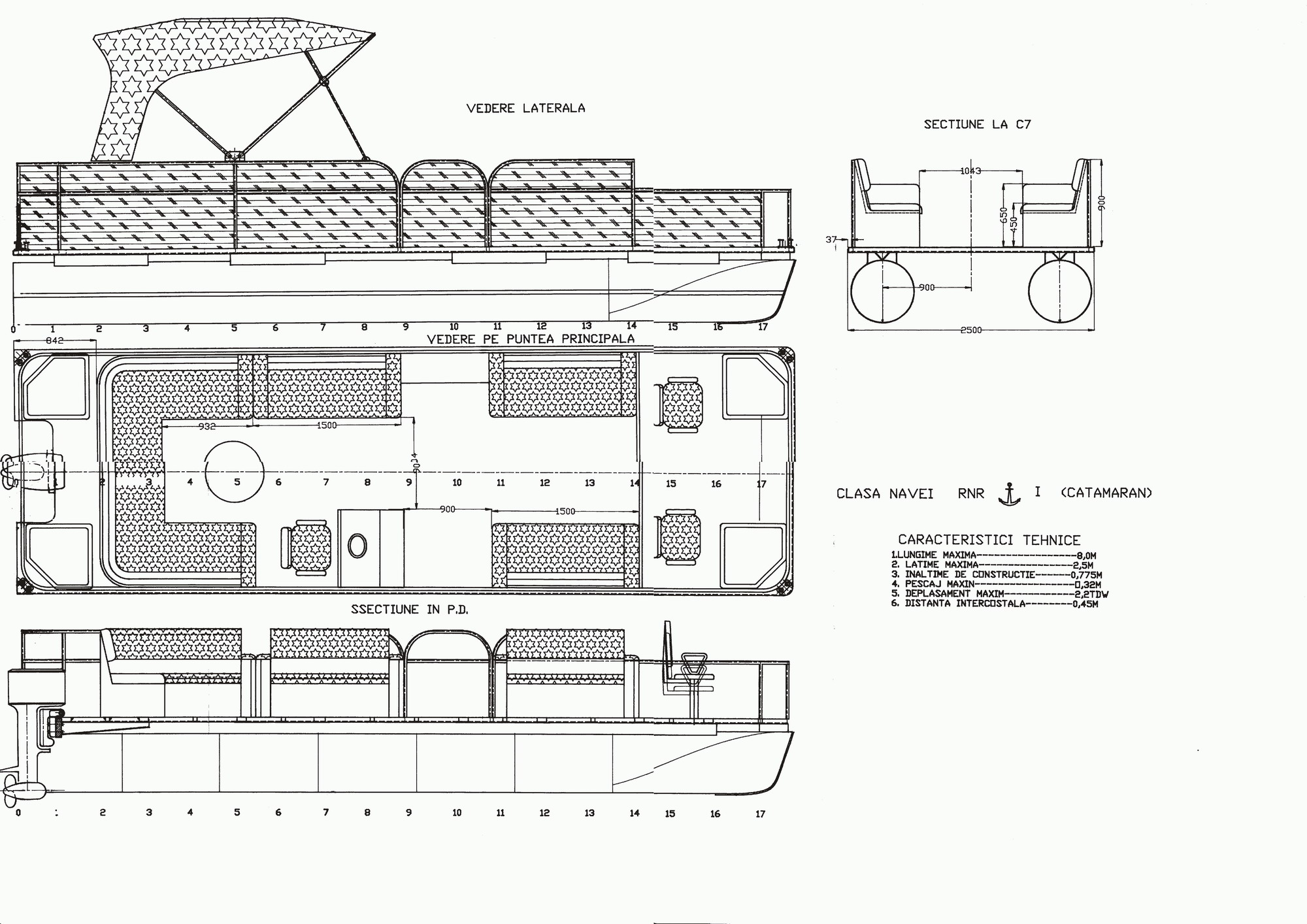 Houseboat Design Plans