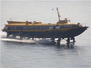 Hydrofoil Boat Plans