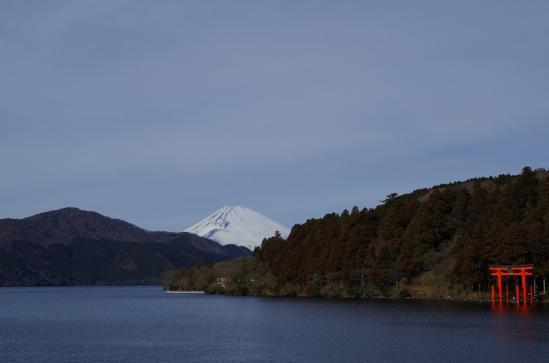 芦ノ湖 3