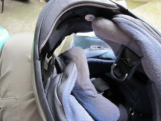 ヘルメット洗濯 4