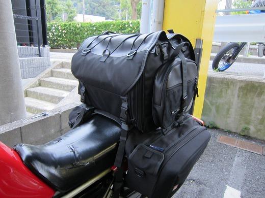 シートバッグ 3