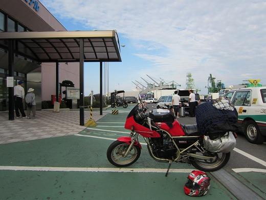 八戸フェリーターミナル 1
