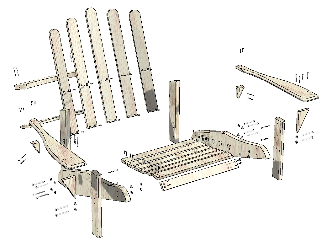 barrel stave adirondack chair plans a rudin chairs boat plan free home learn how jonni