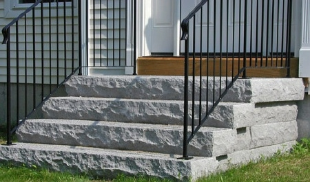 Build Wood Steps Over Concrete Steps How To Build A Amazing Diy   Building Wood Steps Over Concrete   Stoop   Existing Concrete Porch   Concrete Slab   Front Porch   Composite Decking