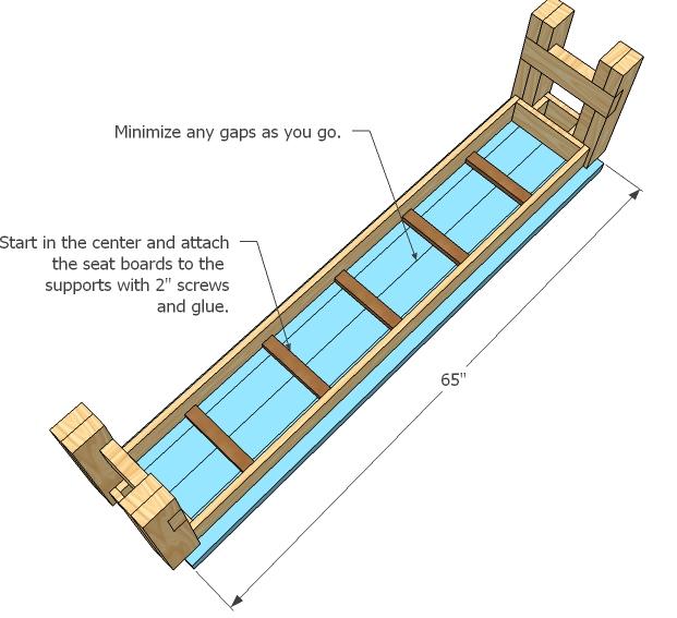 Build Diy Indoor Seating Bench Plans Plans Wooden Woodworking