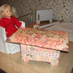 18 Inch Doll Chair Diy Desk Leans Back Too Far Free Furniture Patterns How To Build