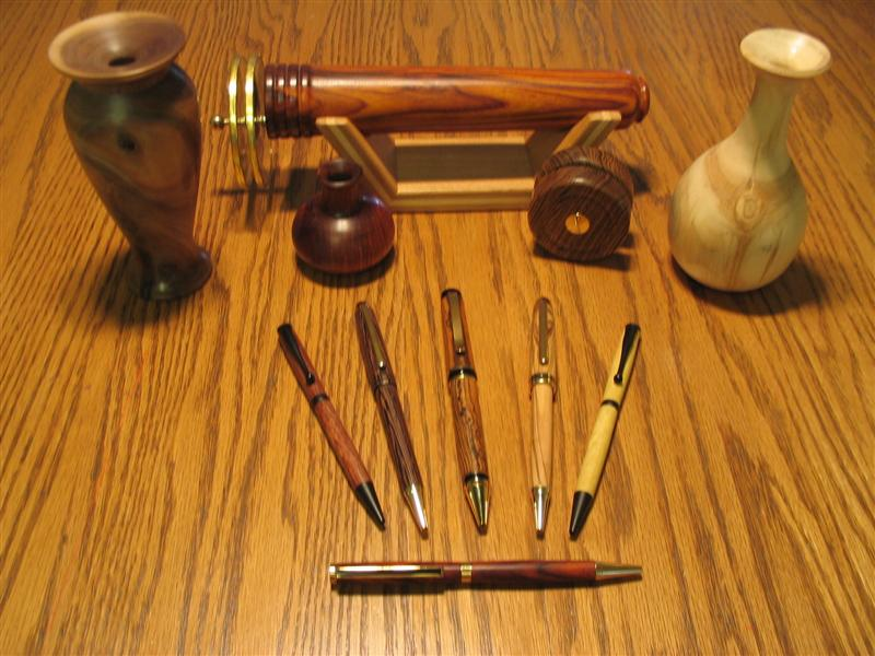 free wood lathe projects