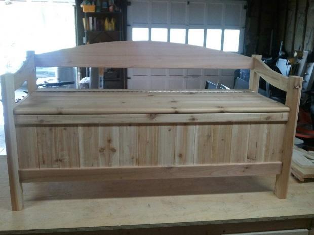 Pdf Entryway Storage Bench Plans Diy Free Plans Download
