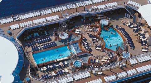 Cruise ship Celebrity