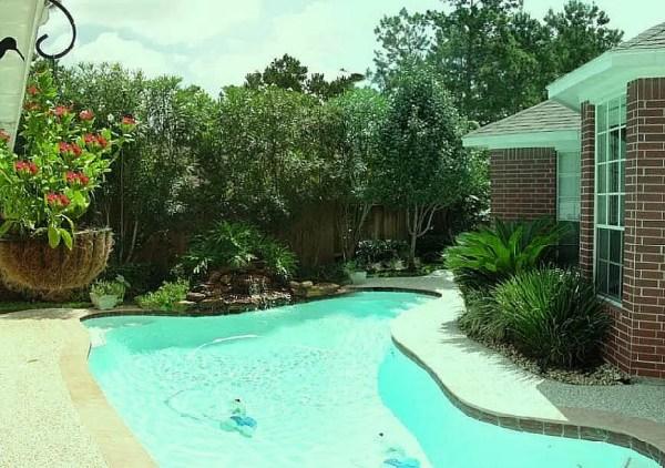backyard landscape design creating