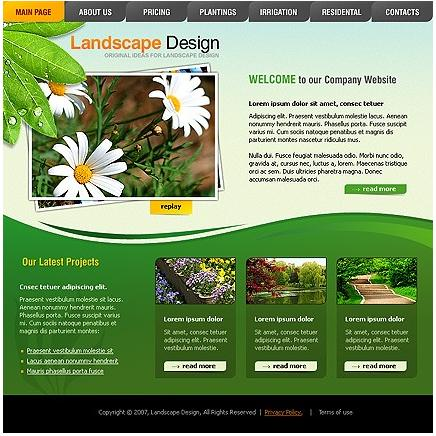 august 2012 wycepypa On landscaping websites