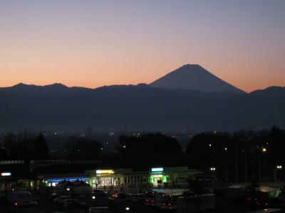 富士山from双葉SA