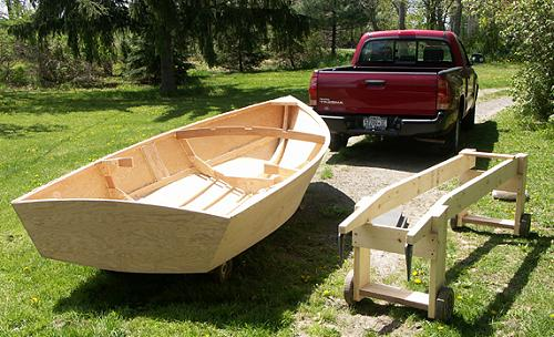 Wood Boat Plans Free | How To Build DIY PDF Download UK Australia