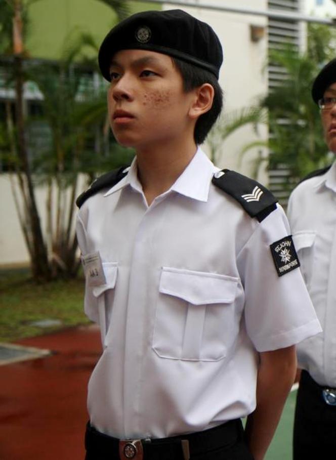 制服 * 美男 ... 聖約翰救傷隊