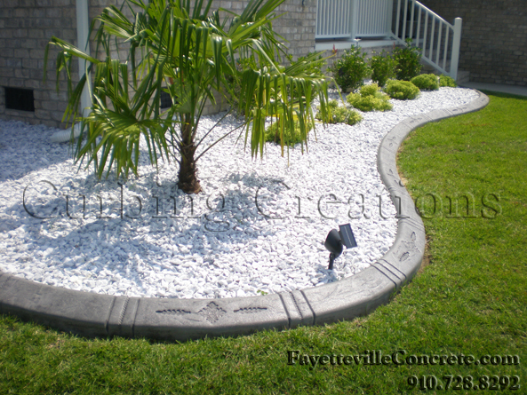 white landscaping rock ultimate