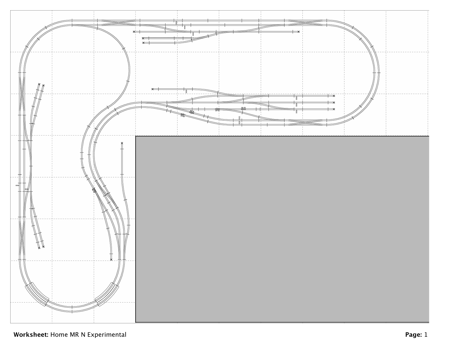 hight resolution of michigan train shoows 2013 plans model railroad dcc wiring